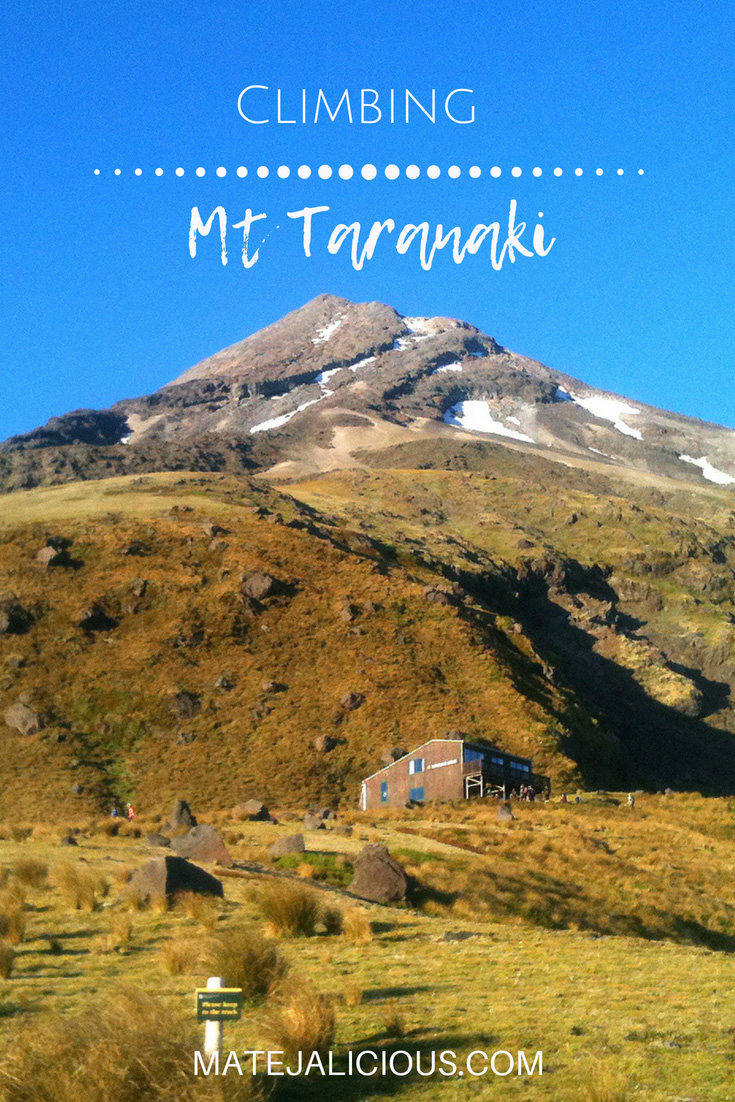 Climbing Mt Taranaki - Matejalicious Travel and Adventure