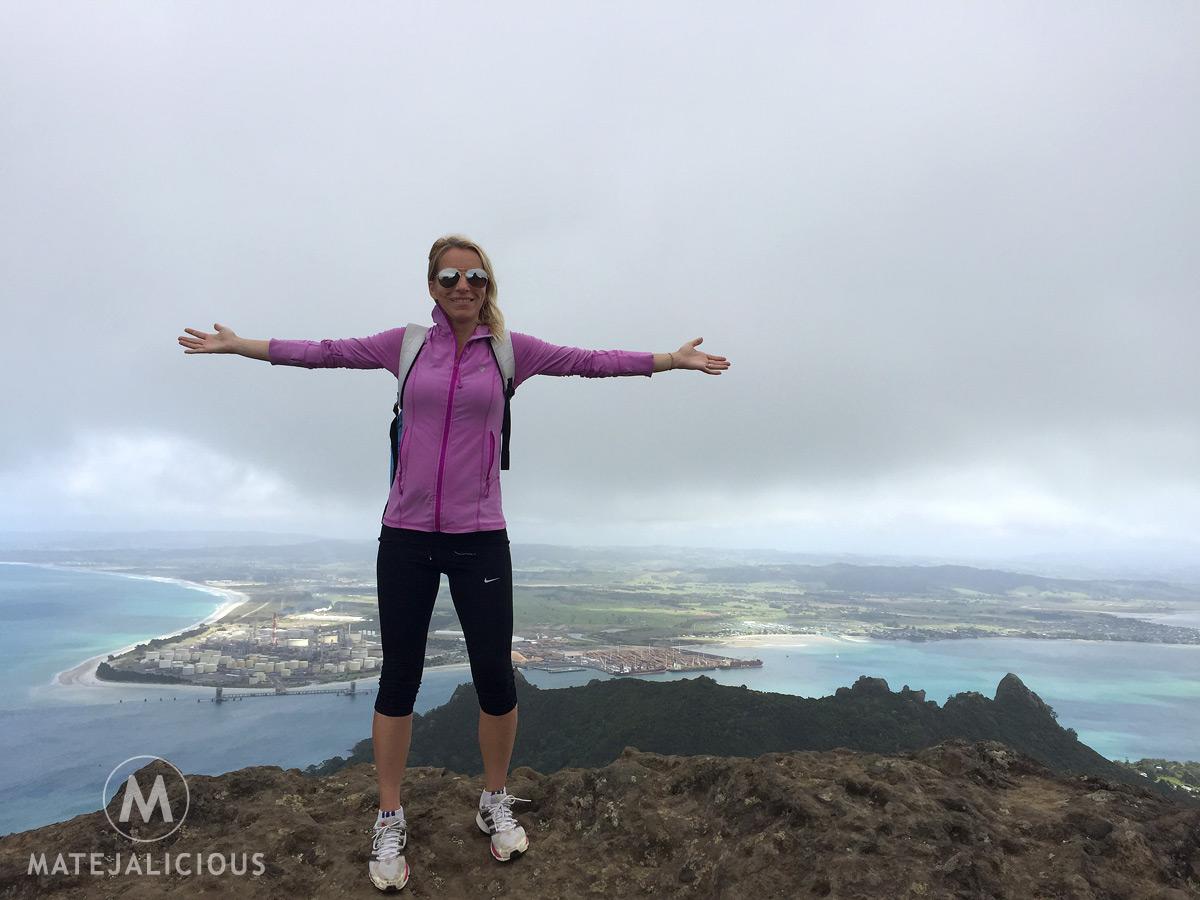Mt Manaia Summit - Matejalicious Travel and Adventure