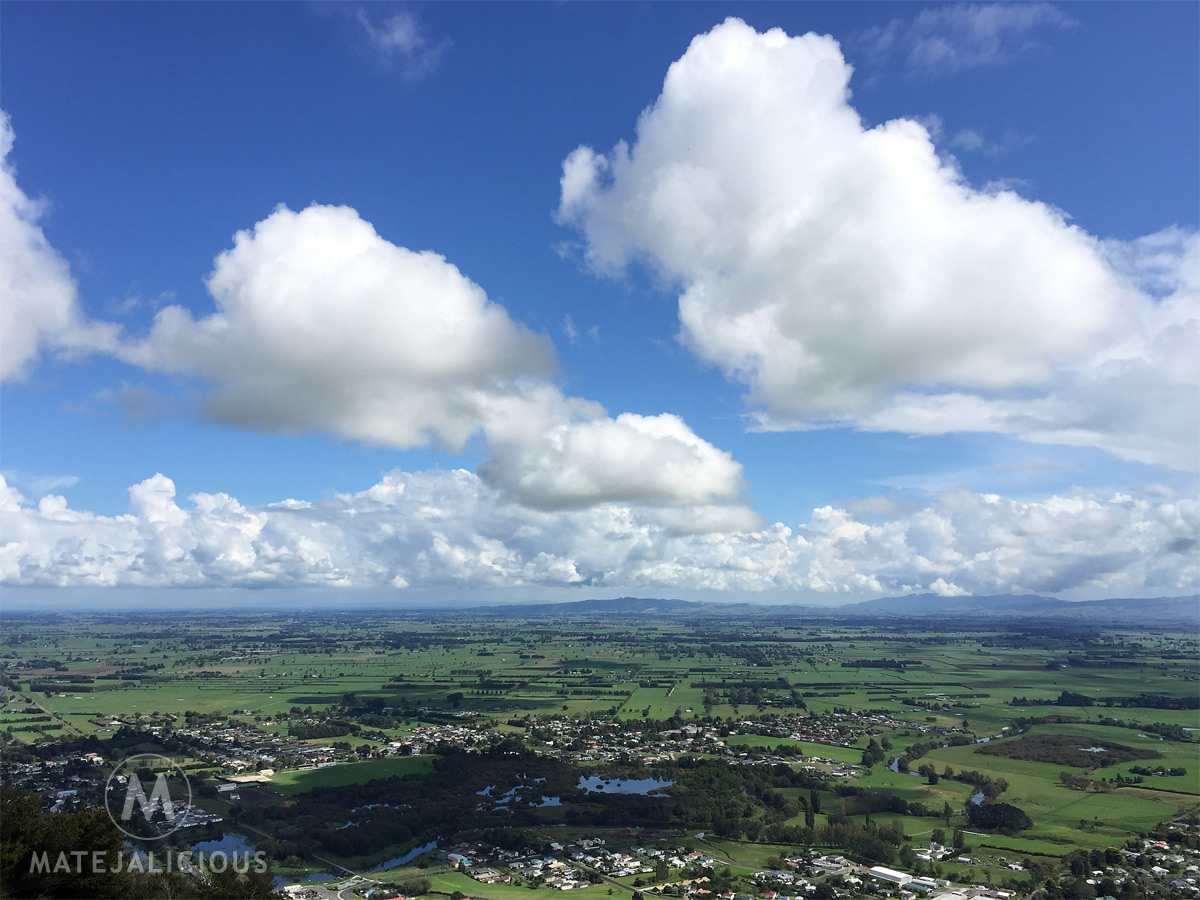 Mt Te Aroha - Matejalicious Travel and Adventure