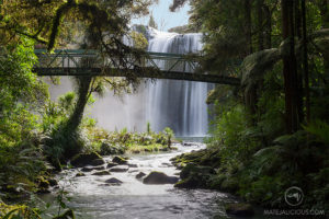 Whangarei Waterfall - Matejalicious Travel and Adventure