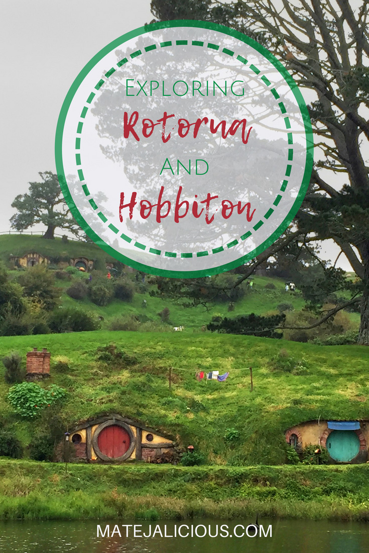 Exploring Rotorua and Hobbiton - Matejalicious Travel and Adventure