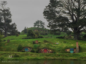 Hobbiton Movie Set - Matejalicious Travel and Adventure