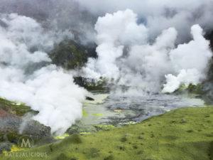 White Island Crater Lake Rim - Matejalicious Travel and Adventure