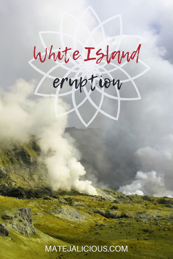 White Island Eruption - Matejalicious Travel and Adventure
