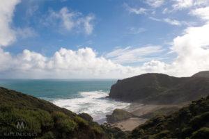 Anawhata Beach West Coast - Matejalicious Travel and Adventure