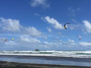 Muriwai Beach Auckland - Matejalicious Travel and Adventure