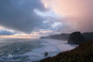 Piha Beach Auckland Featured - Matejalicious Travel and Adventure