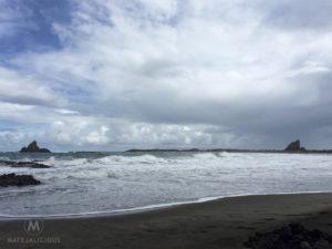 Whatipu Beach West Coast - Matejalicious Travel and Adventure