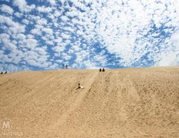 Te Paki Sandboarding - Matejalicious Travel and Adventure