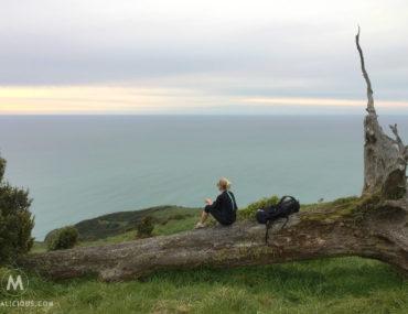 Hiking Mt Karioi - Matejalicious Travel and Adventure