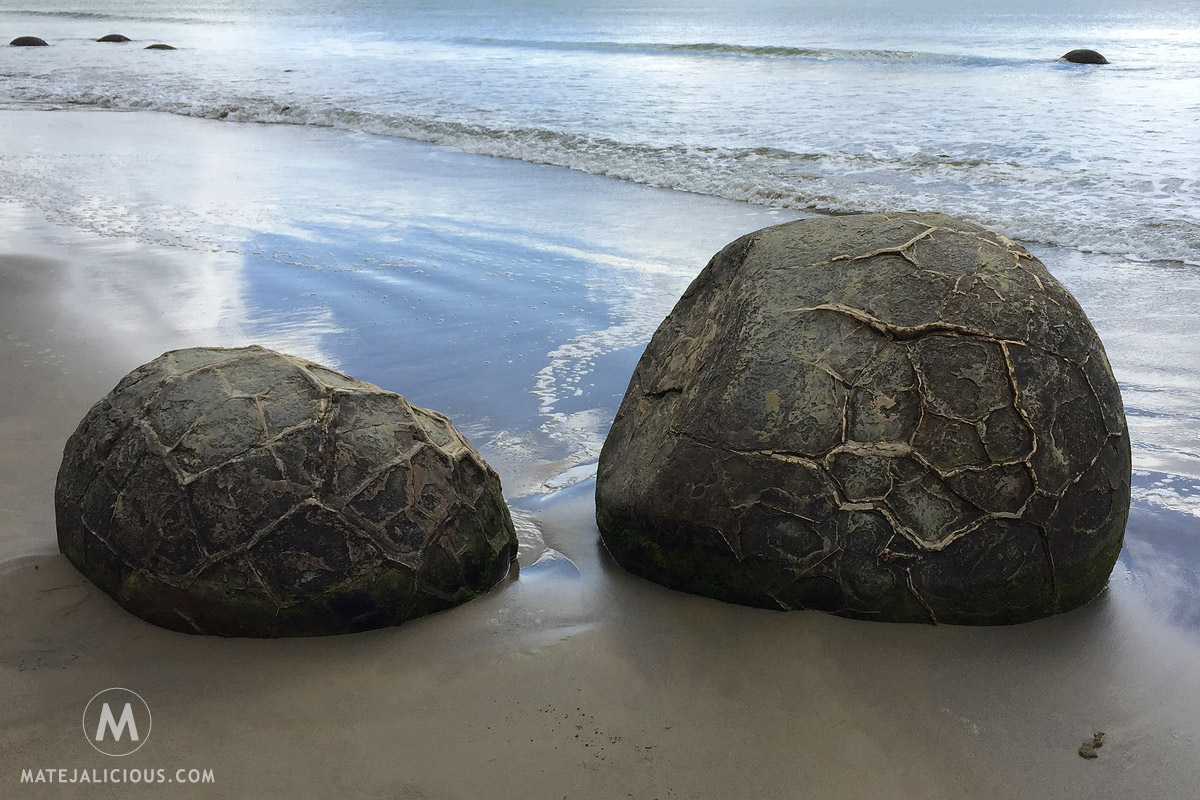Moeraki Boulders - Matejalicious Travel and Adventure