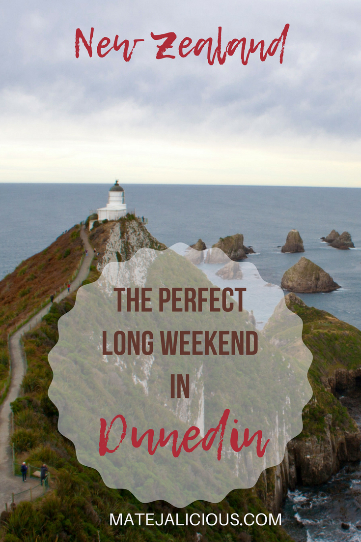 The perfect long weekend in Dunedin - Matejalicious Travel and Adventure