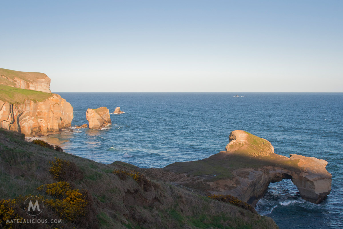Tunnel Beach - Matejalicious Travel and Adventure
