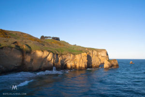 Tunnel Beach Dunedin - Matejalicious Travel and Adventure