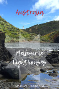 Melbourne Lighthouses - Matejalicious Travel and Adventure