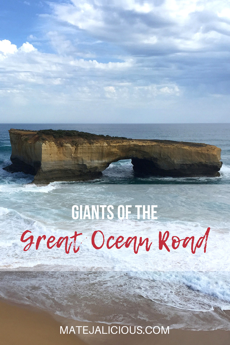 Giants of the Great Ocean Road part 1 - Matejalicious Travel and Adventure