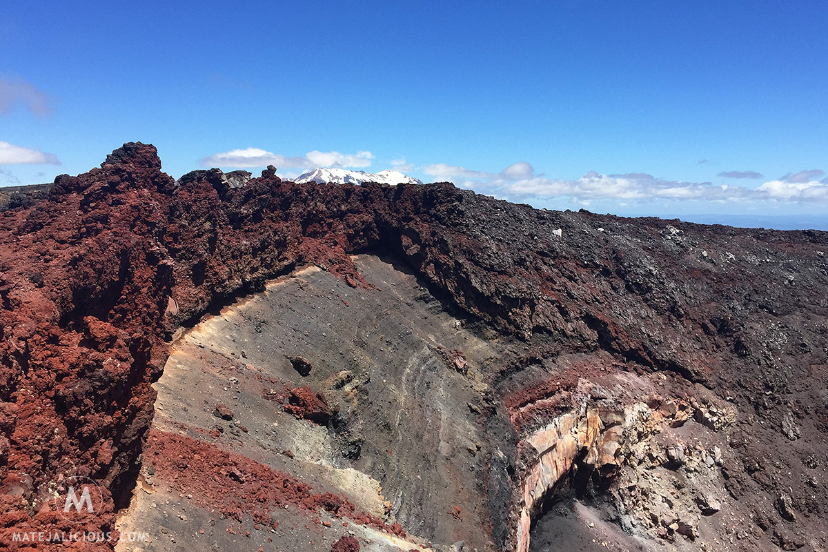 Mount Ngauruhoe Crater - Matejalicious Travel and Adventure