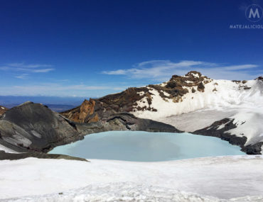 Mount Ruapehu Crater Lake - Matejalicious Travel and Adventure