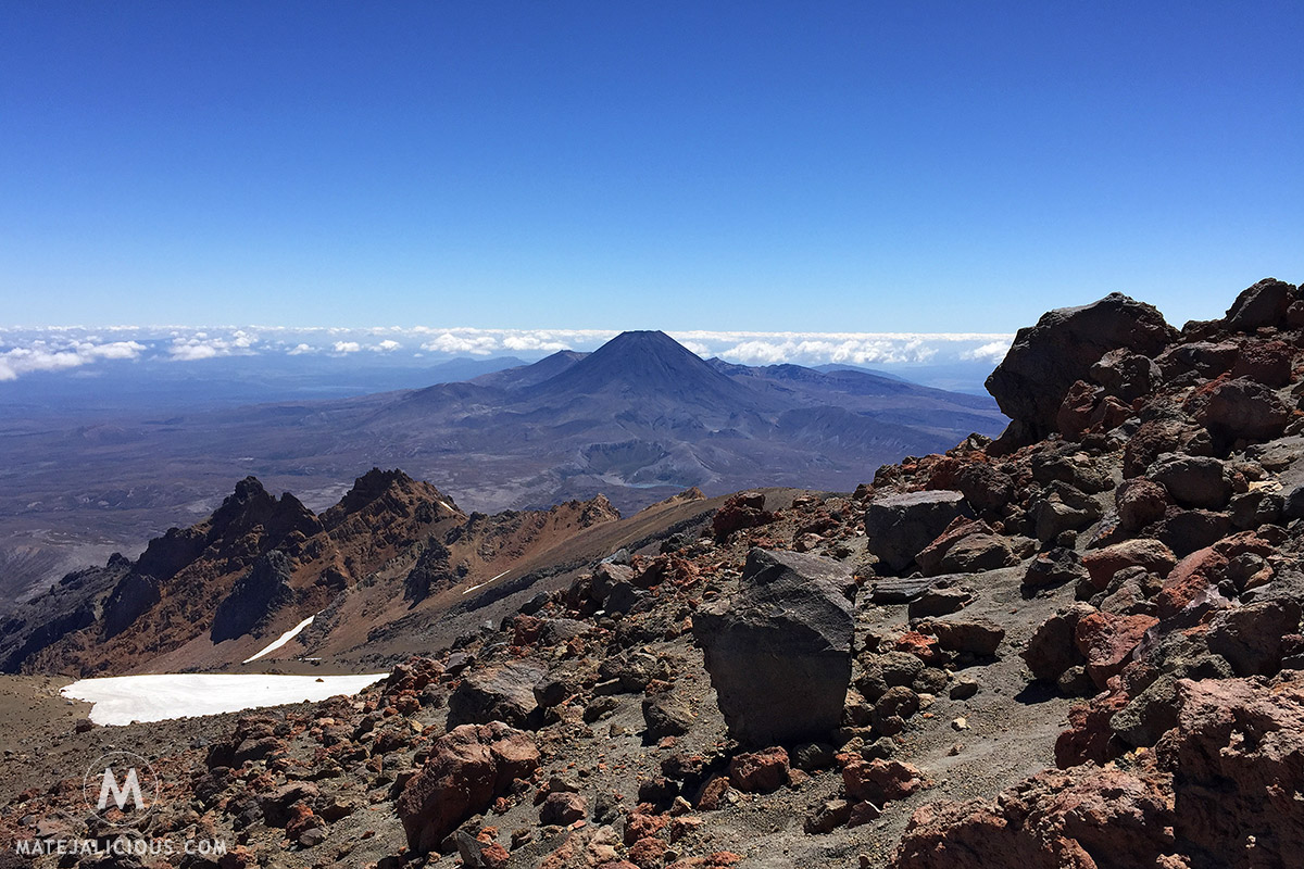 Mount Ruapehu Views - Matejalicious Travel and Adventure