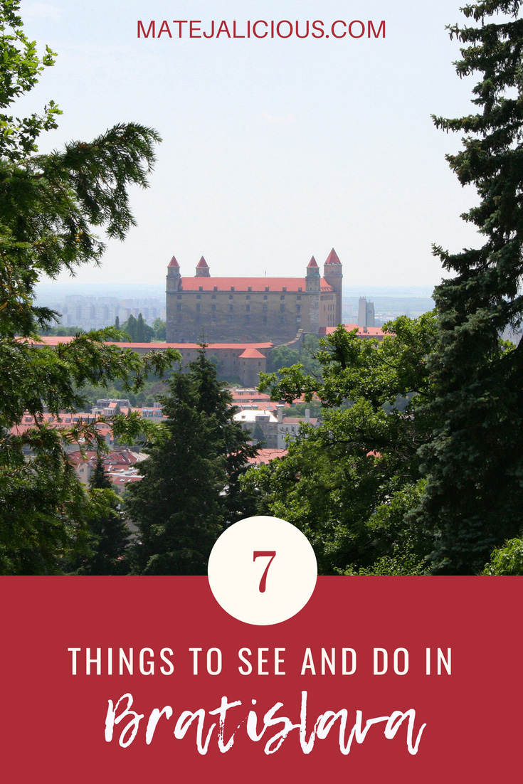 7 things to see and do in Bratislava - Matejalicious Travel and Adventure
