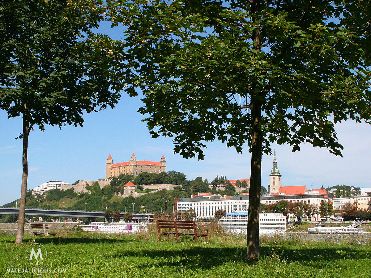 Bratislava Castle - Matejalicious Travel and Adventure