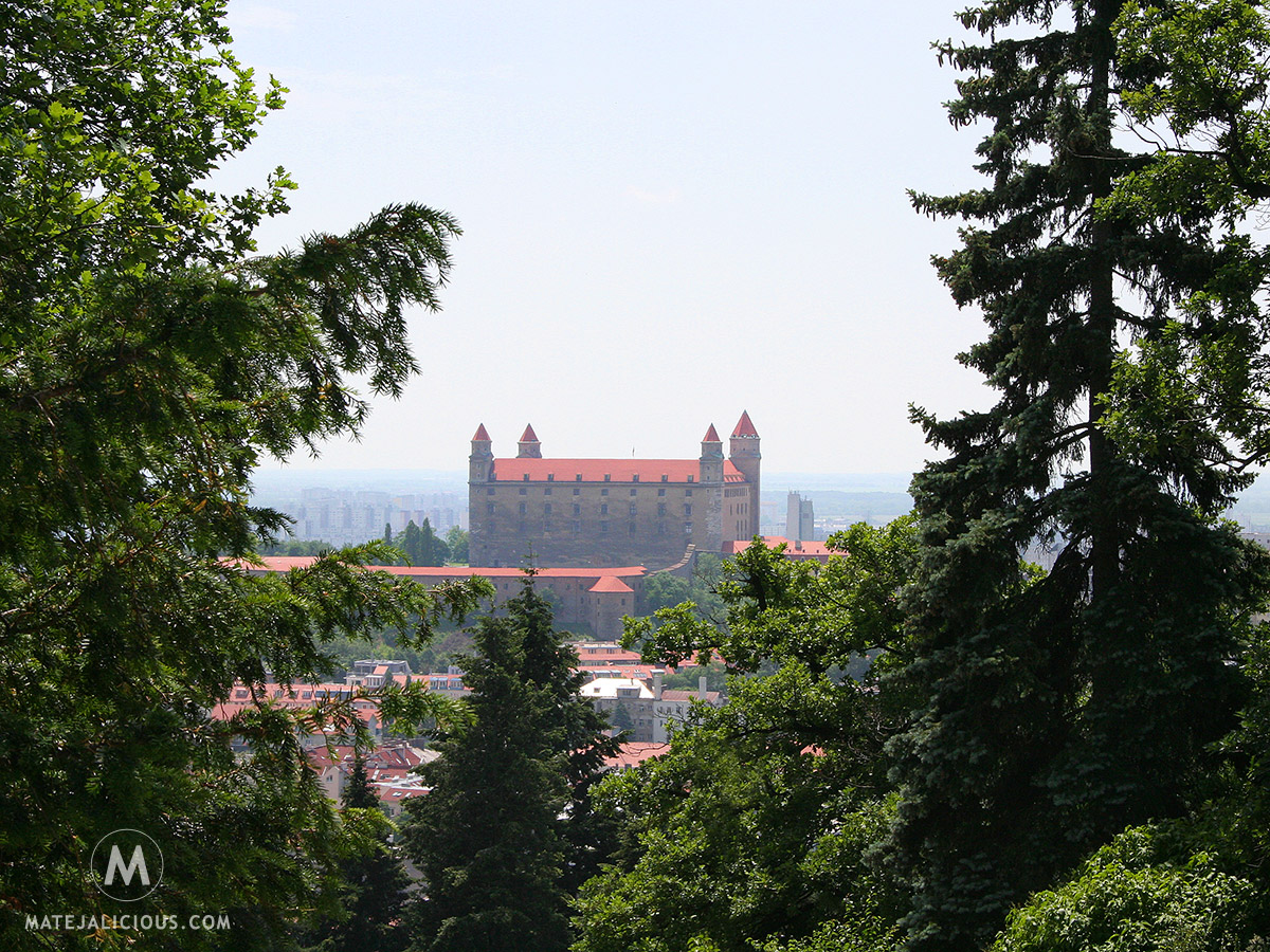Bratislava Hrad - Matejalicious Travel and Adventure