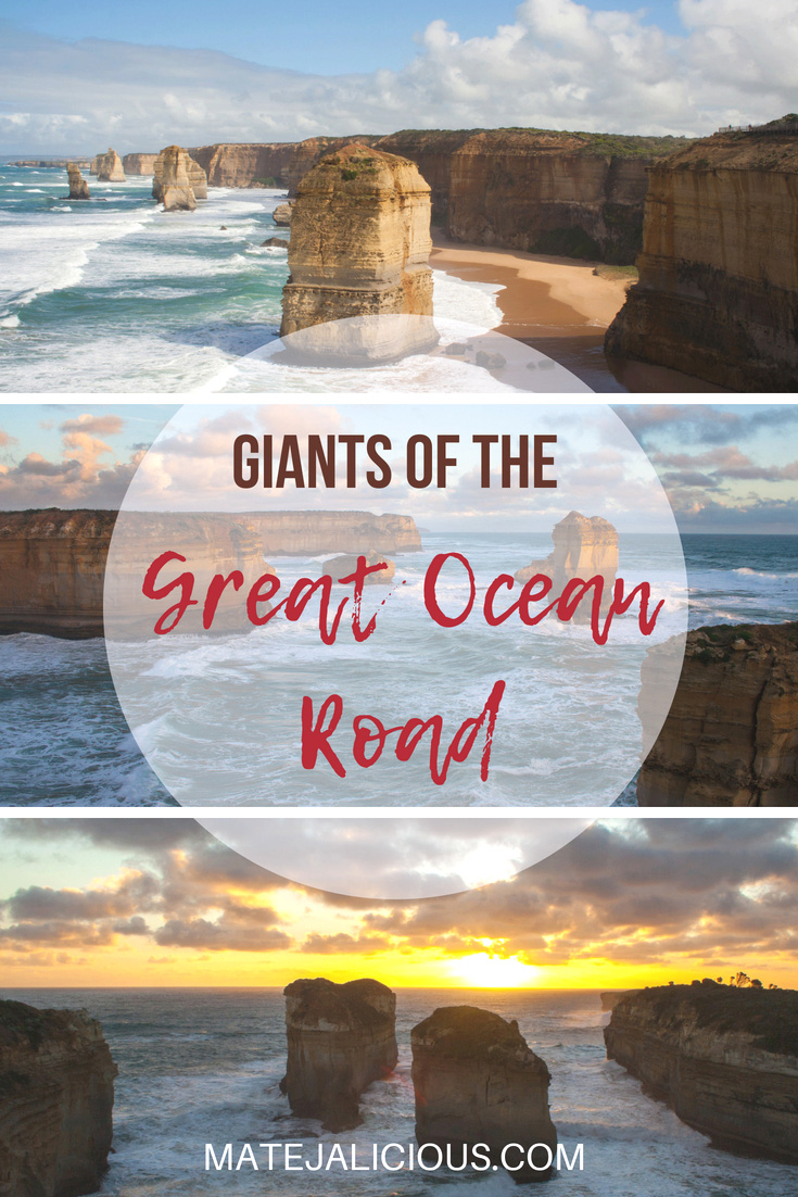 Giants of the Great Ocean Road part 2 - Matejalicious Travel and Adventure