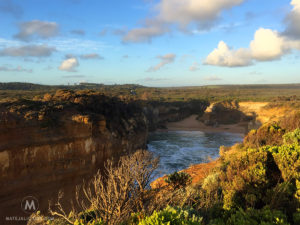 Loch Ard Gorge Beach - Matejalicious Travel and Adventure