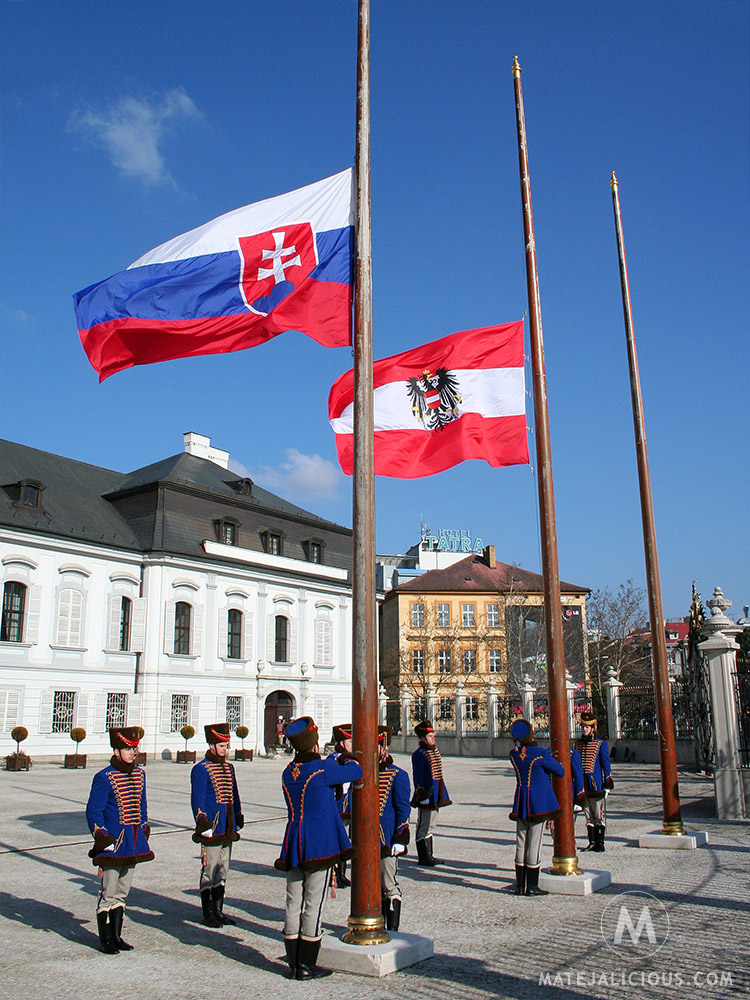 Presidential Palace Slovakia - Matejalicious Travel and Adventure