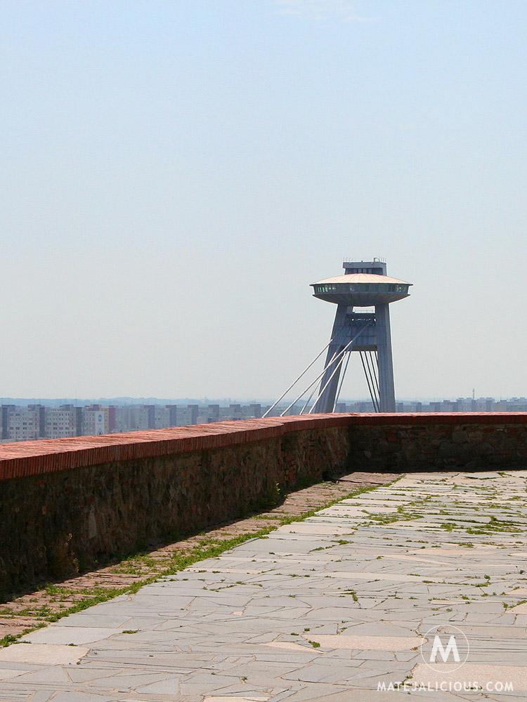 UFO Bratislava - Matejalicious Travel and Adventure
