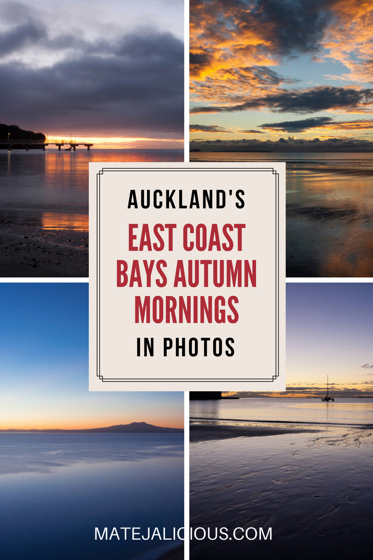 East Coast Bays autumn mornings in photos - Matejalicious Travel and Adventure
