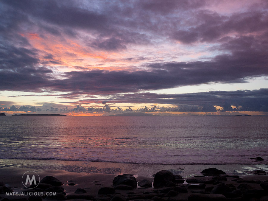 Grannys Bay Sunrise - Matejalicious Travel and Adventure