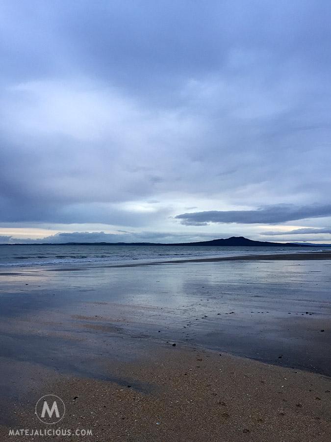 Mairangi Bay Sunrise - Matejalicious Travel and Adventure