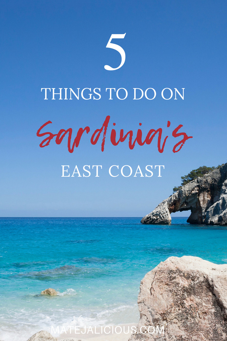5 things to do on Sardinias east coast - Matejalicious Travel and Adventure