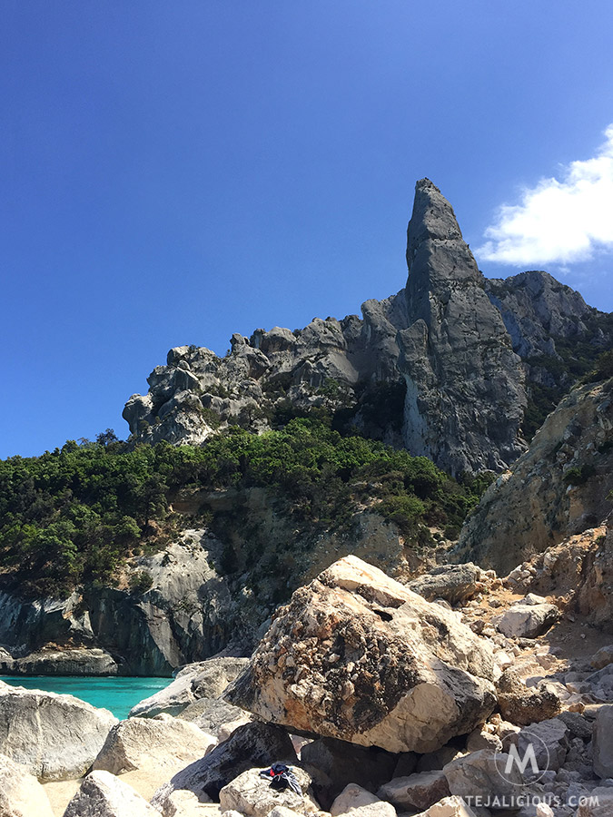 Cala Goloritze Sardinia - Matejalicious Travel and Adventure