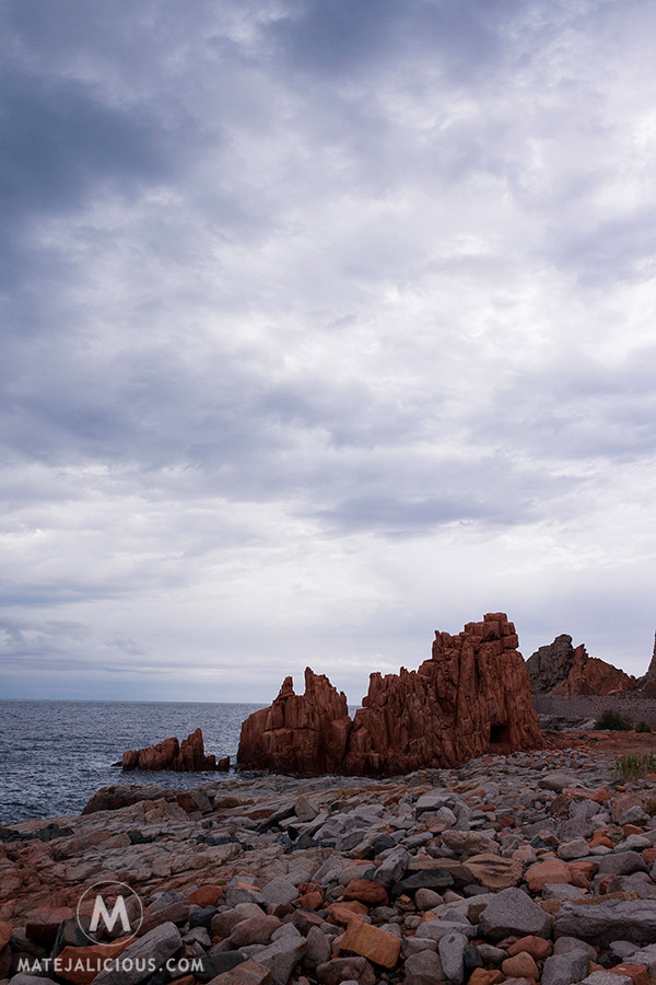 Rocce Rosse Arbatax - Matejalicious Travel and Adventure