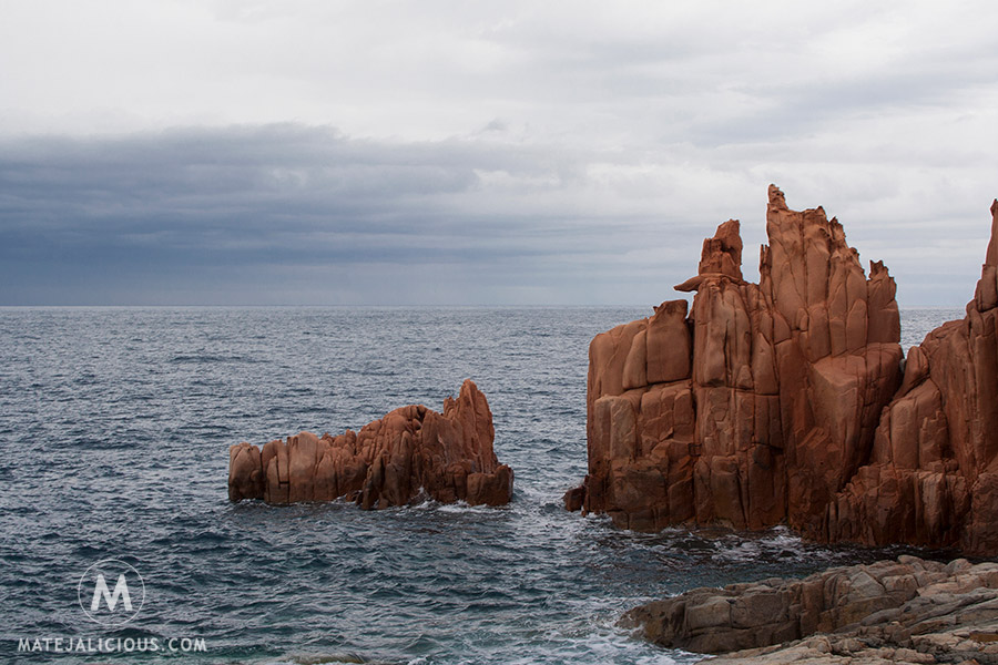 Rocce Rosse Sardegna - Matejalicious Travel and Adventure
