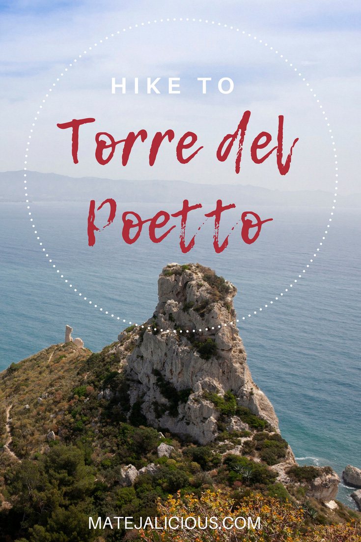 Hike to Torre del Poetto - Matejalicious Travel and Adventure