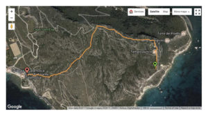 Torre del Poetto Map2 - Matejalicious Travel and Adventure