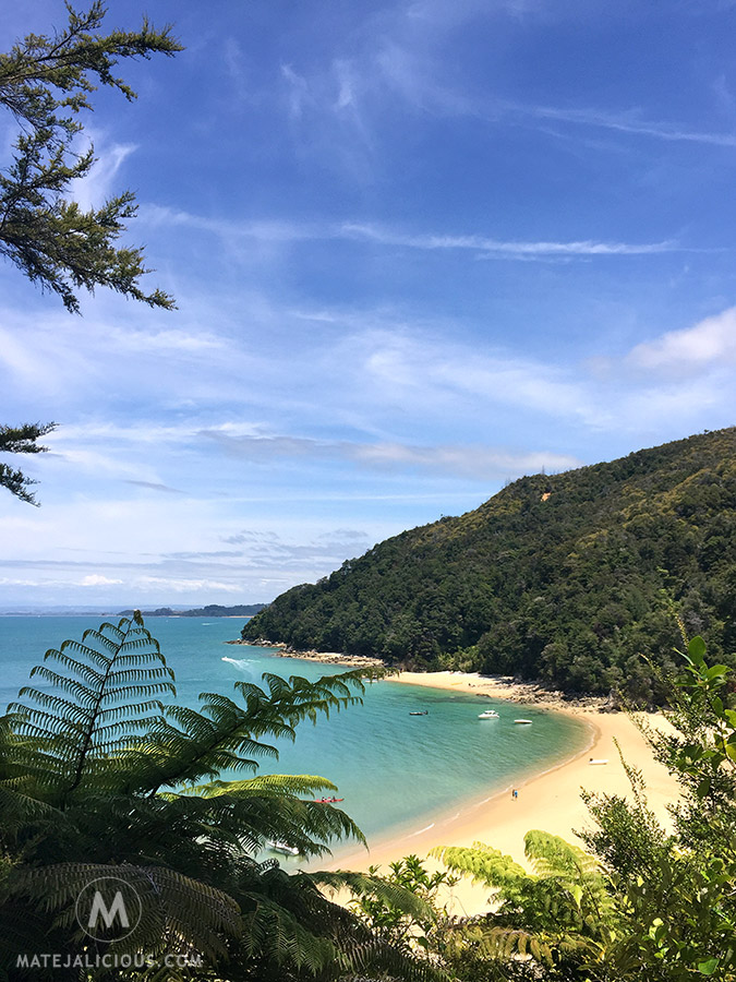 Abel Tasman National Park - Matejalicious Travel and Adventure