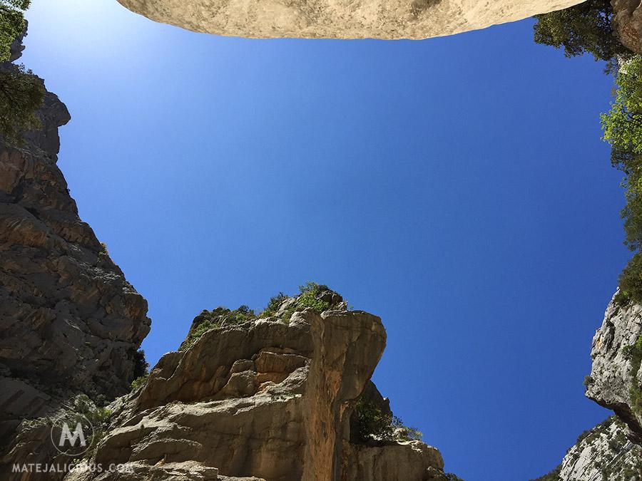 Gola di Gorropu Europe - Matejalicious Travel and Adventure