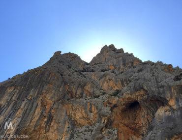 Gola Di Gorropu Gorge Featured - Matejalicious Travel and Adventure