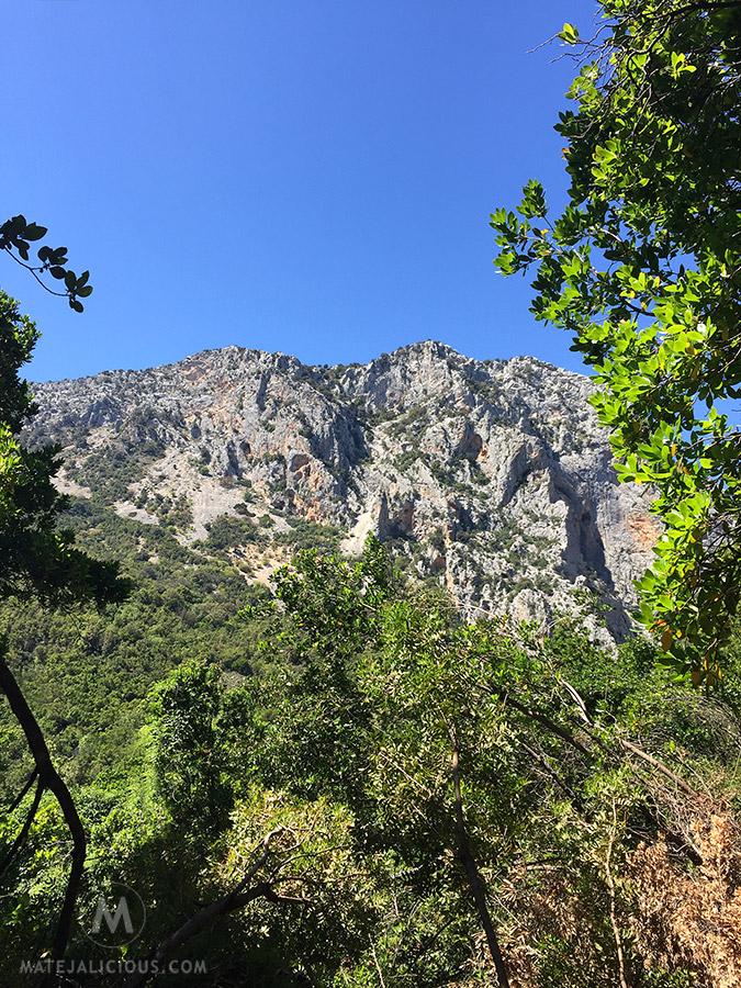 Gola di Gorropu Italia - Matejalicious Travel and Adventure