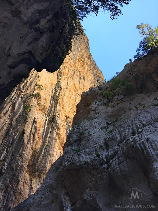Gola di Gorropu Italy - Matejalicious Travel and Adventure