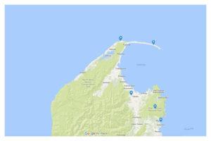 Tasman Map - Matejalicious Travel and Adventure