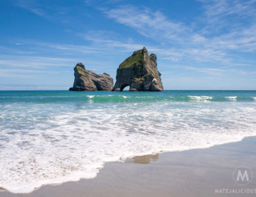 Wharariki Beach - Matejalicious Travel and Adventure