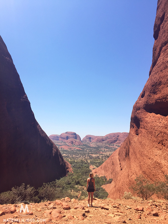 Olgas Australia - Matejalicious Travel and Adventure