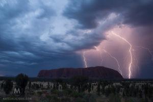 Uluru Storm - Matejalicious Travel and Adventure