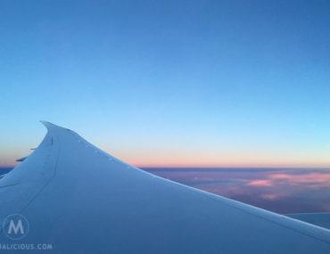 Long-haul flight - Matejalicious Travel and Adventure
