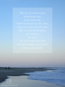 Travel Quote Go Out - Matejalicious Travel and Adventure